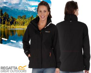Regatta Stretch Softshell Damesjack