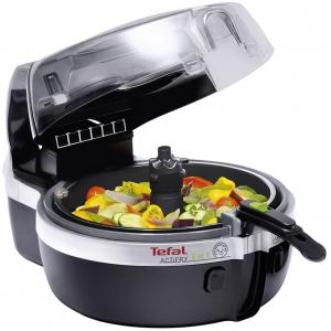 TEFAL Hetelucht-friteuse YV9601 ActiFry 2-in-1
