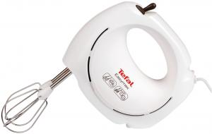 Tefal HT2501 Easy Max Handmixer Wit (3045386370160)