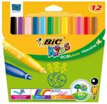 Bic Kids Viltstift Visacolor XL Ecolutions 12 Stiften In Een Kar
