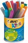 Bic Kids Viltstift Visacolor XL Ecolutions 18 Stiften In Een Met