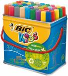 Bic Kids Viltstift Visacolor XL Ecolutions 48 Stiften In Een Met