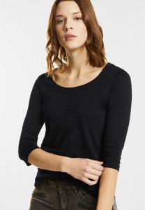 Smal Basic Shirt Pania - Black