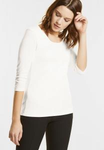 Smal Basic Shirt Pania - Wit