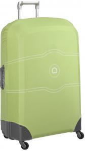 Delsey Travel Necessities Expandable Suitcase Cover L/XL Lime Ko