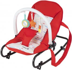 Safety 1st Wipstoel Koala Red Lines Rood 2822260000