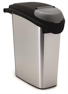 Curver Voedselcontainer Metallic