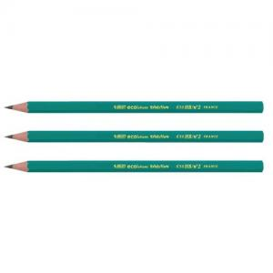 Potlood Bic Conte Ecolution 650 HB (3270220004608)