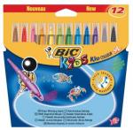 Viltstift Bic 219 Kid Couleur 1131 Assorti Breed Etui 12st