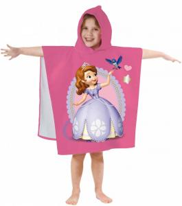 Disney Sofia The First Poncho