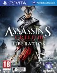 Assassin Creed III 3 Liberation PS Vita Game