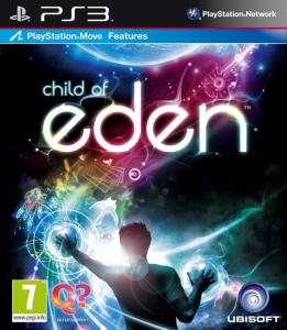 Child Of Eden Game Move Compatible PS3