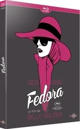 FEDORA BILLY WILDER -FRENCH VERSION-. Tryon Tom Blu-Ray