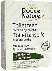 Douce Nature Toiletzeep Ijzerkruid Bio 100g