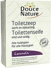 Douce Nature Toiletzeep Lavendel Bio 100g