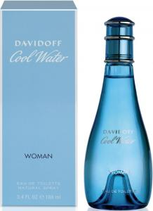 Davidoff Cool Water Woman Eau De Toilette 100ml