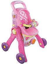 VTech Little Love 3in1 Poppenwagen