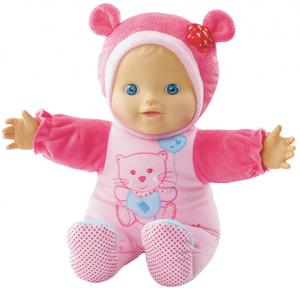 VTech Little Love Kiekeboe Baby Roze