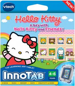 Vtech InnoTab - Software Hello Kitty