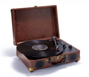 34Suitcase Turntable