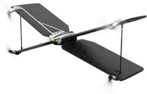 Parrot Swing Mini Drone Zwart - Incl. Flypad