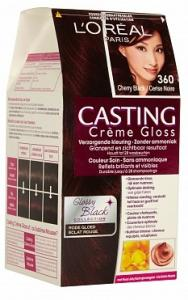 Loreal Paris Casting Creme Gloss 360 Black Cherry