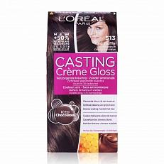 Loreal Paris Casting Creme Gloss 513 Iced Truffle