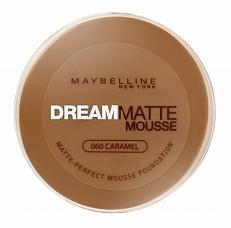 Maybelline Dream Matte Mousse Foundation 60 Caramel