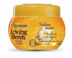 Garnier Loving Blends Argan And Cameliaolie Masker Droog Of Dof