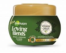 Garnier Loving Blends Masker - Olijf 300 Ml