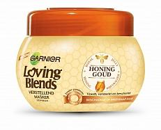 Garnier Loving Blends Honinggoud Masker Voor Beschadigd Of Breek
