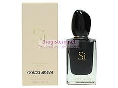 Armani Eau De Parfum Women - Si Intense Spray 50 Ml