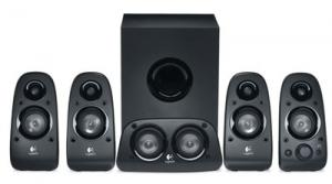 Logitech Surround Sounds Speakers Z506