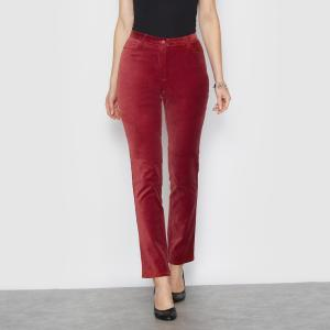 Broek In Stretch Fluweel