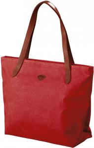 Jump Uppsala Shopper Bag M Red