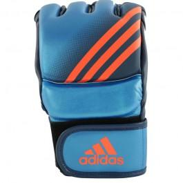 Adidas Training Grappling Handschoenen Blauw - L