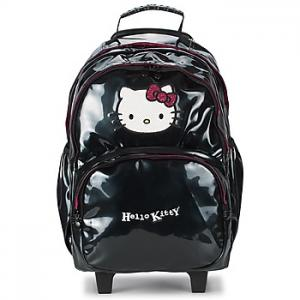 Rugtassen Hello Kitty CLASSIC DOTS SAC A DOS 2 COMPARTIMENTS TRO