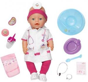 Baby Born Interactive Pop-Dokter