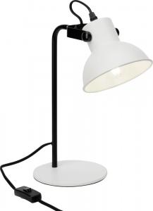 Brilliant Ester Bureaulamp LED E14 25 W Wit Mat Zwart