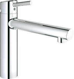 Grohe Concetto Keukenmengkraan Chroom 31128001