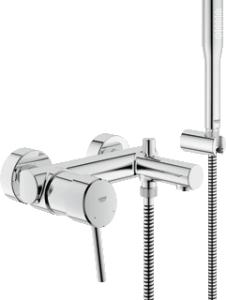 Grohe Concetto Badmengkraan Chroom 32212001