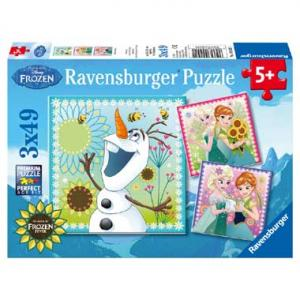 Ravensburger Disney Frozen Fever 3x49st