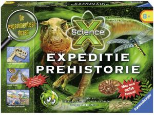 ScienceX Expeditie Prehistorie