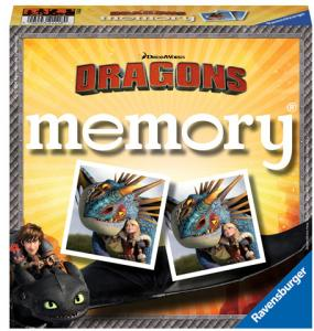 Ravensburger Dragons Memory