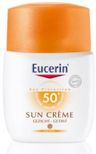 Eucerin Sun Cr Getint 50+ 50ml