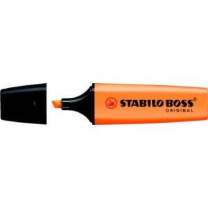 Markeerstift Stabilo Boss Oranje