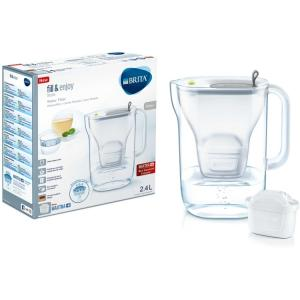 Brita Fill Waterfilterkan Style Cool Grijs 24L