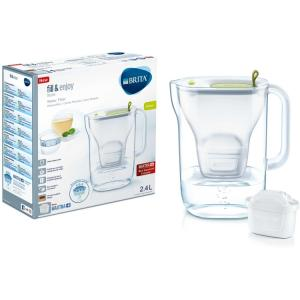 Brita Fill Waterfilterkan Style Cool Lime 24L
