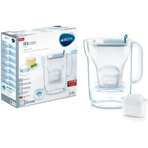 Brita Fill Waterfilterkan Style Cool Blauw 24L