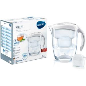 Brita Waterfilterkan Elemaris XL Wit 35L